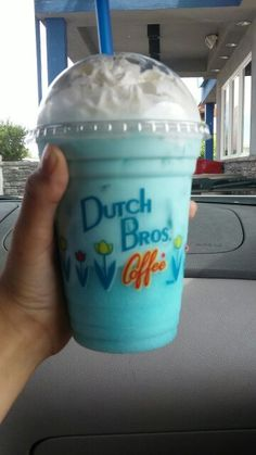 Best Coffee Drinks At Dutch Bros