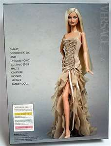 versace barbie doll