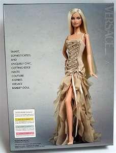 versace barbie doll