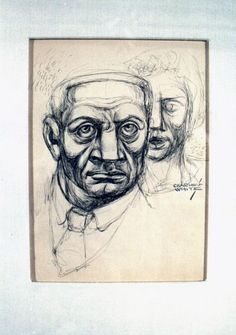 The Couple by Charles White