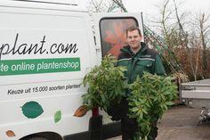 #planten #bezorgen