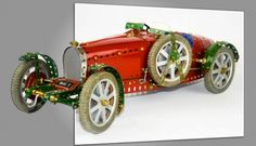 Bugatti Type 35 (15 pieces)