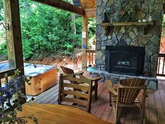 Cabin vacation rental in Bryson City from VRBO.com! #vacation #rental #travel #vrbo