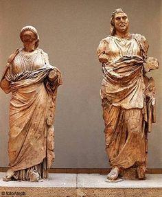 Artemisa y Mausolo