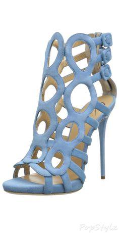 Giuseppe Zanotti Italian Leather Dress Sandal