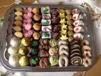 Vánoční cukroví 2013 Christmas Sweets, Christmas Cooking, Sweet Like Chocolate, Tea Recipes, Biscotti, Cookie Decorating, Sausage, Wedding Cakes, Bakery