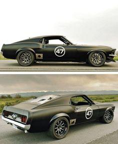 Mustang restomod