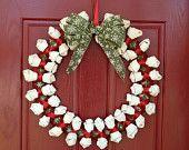 dog bone x-mas wreath