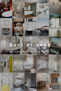 Best of 2015 Bagnidalmondo.com