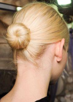 9 Best Ballerina Hairstyles Images On Pinterest Buns Bun
