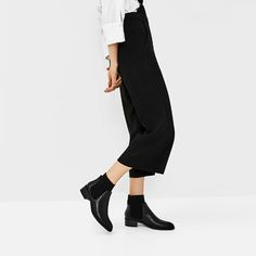 FLAT SOCK ANKLE BOOTS-Ankle boots-SHOES-WOMAN | ZARA United States
