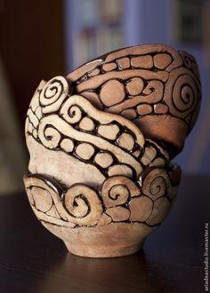 Набор керамических пиал, (3 шт)
