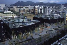 Nexus World Housing in Fukuoka, OMA, 1991
