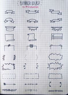 Image result for bullet journal ideas lined