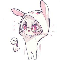 Mafumafu ♡ Bunny