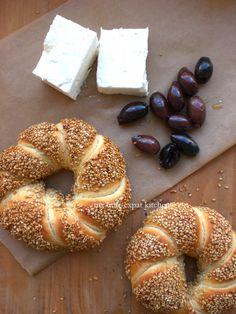 My Little Expat Kitchen: The Greek Simiti / Koulouri – Greek Mommy – macedonian food