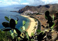 Playa Las Teresitas, Santa Cruz de Tenerife