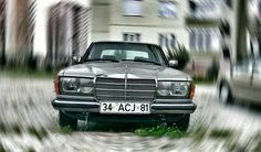 W123 230E
