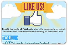 Reasons why brands are un-liked on Facebook