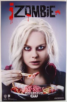 iZombie I LOVE THIS SHOW