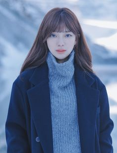 - Hair Styles For School Korean Girl, Asian Girl, Blue Eyed Girls, Aesthetic Hair, Kawaii Girl, Female Portrait, Japanese Girl, Girl Pictures, Asian Beauty