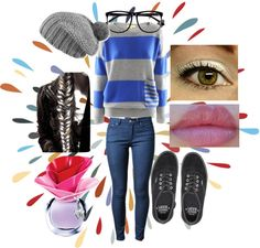 """""""casual fridays"""" by abbie-cleveringa ❤ liked on Polyvore"""