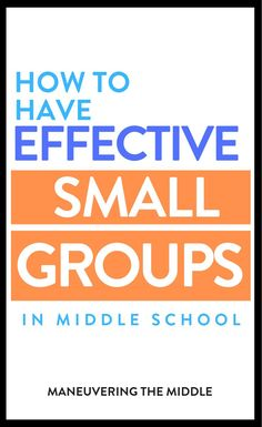 When your students are not on the same level, it can be a struggle to have effective small groups. On the blog, we shared a few SIMPLE, yet effective steps for small group instruction… More