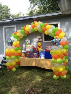 Baloon decoration