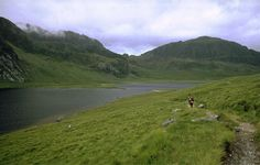 Fionn Loch and Dubh Loch - Permits from Letterewe Estate Tel: 01445 Wester Ross, North Coast 500, Brown Trout, Fly Fishing, West Coast, Golf Courses, Travel, Scotland, Trout