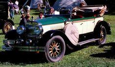Cadillac Series 314 Touring 1927 - Cadillac (entreprise) — Wikipédia