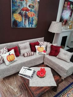 871 best miniature livingroom images in 2019 dollhouse miniatures rh pinterest com