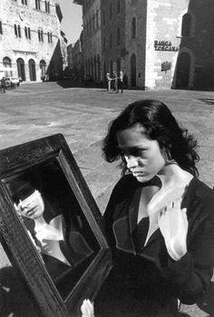 Ferdinando Scianna ITALY - Tuscany (Massa Marittima) 1998