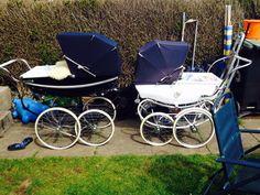 Pram Stroller, Baby Strollers, Vintage Pram, Prams And Pushchairs, Dolls Prams, Baby Prams, Kids And Parenting, Bobs, Children