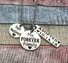 Pendant Necklace The Love of My Life Strong Caring Thoughtful A Great Provider an Awesome Mother My Lover and Best Friend FamilyGift Necklace with Name Wife Skyler