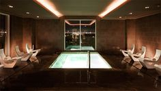 The Palms Spa – AVEDA, located at The Palms Hotel & Spa in Miami Beach, Florida is designed to awaken the senses and bring balance back to body, mind and soul, in a serene atmosphere inspired by the nature surrounding the resort.