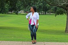 BeautyFash {from Sequins to Cilantro!}: Bleached Jeggings
