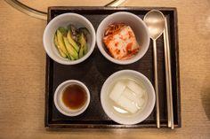 #한일관 의 #한식, #비빔밥 Korean food, #Bibimbap  80년대 후반의 고교모임이 많았던 종로한일관 ,,,학장시절의 추억을 생각하며 압구정으로 옮긴 한일관에 처음 들어가 봅니다...  새로운 시설과 고급스러운 한정식으로 변모한 모습이군요...학창시절의 편한 한일관의 추억은 많지 않군요.... 음식은 맛갈스럽고 고급스러워 졌습니다..^^.  비빔밥의 #놋쇠그릇 이 인상적입니다...^^  #비빔밥 Bibimbap  https://en.wikipedia.org/wiki/Bibimbap  #체질약선음식건강법 동영상 https://youtu.be/xnyUuLdjSvw  #약선음식 동영상 동영상 https://youtu.be/oXOjd8tNj0w  #사상체질약선음식 http://www.iwooridul.com/sasang/sasang-food  #한류, #문화, #행사 http://www.iwooridul.com/Home/the-korean-wave  김수범박사의…