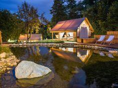 Romantic atmosphere at Chateau Ramšak glamping resort in Slovenia