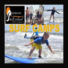 Randazzo Surf School, North Wildwood & Ventnore City, NJ