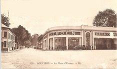 Un mois, un garage Citroën, Louviers, par le Dr Danche