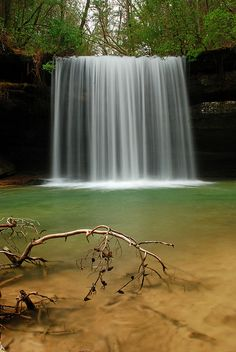 Caney Creek Upper Falls, Alabama