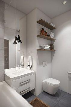 Дизайн однокомнатной квартиры (32 кв.м.) - Дизайн интерьеров | Идеи вашего дома | Lodgers