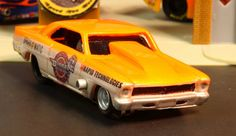 Gymis Speed Shops custom slot cars, he does awesome work in my opinion!!!!!