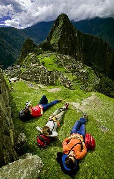 Bucket list: Machu Pichu Mexico
