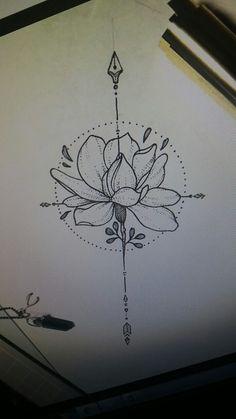 Chaos flower