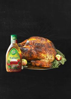 Use Wish-Bone's easy, no-fail recipe as the cure for a dry turkey!