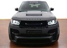 'Bad to the bone'  Range Rover HAMANN Mystere. If you find a more badass Land Rover, let us know.... http://www.ebay.com/itm/Land-Rover-Range-Rover-HAMANN-MYSTERE-RANGE-ROVER-HAMANN-MYSTERE-EDITION-OVER-80-000-INVESTED-IN-/360899707415?forcerrptr=true&hash=item54074c8217&item=360899707415&pt=US_Cars_Trucks?roken2=ta.p3hwzkq71.bsports-cars-we-love #spon #sweetride