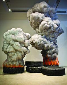 Fire Tires by Gal Weinstein