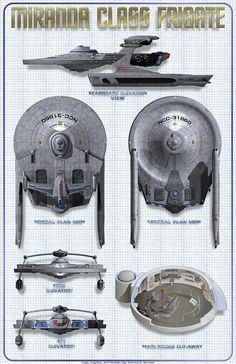 Star Trek Blueprints: Darren R. Star Trek Rpg, Star Citizen, Nave Enterprise, Vaisseau Star Trek, Science Fiction, United Federation Of Planets, Star Trek Online, Starfleet Ships, Star Trek Series