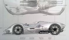 2014 | Porsche 903 | Package | Art Center College of Design Thesis Project by Tom Harezlak